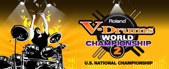 V-Drums World Championship 2