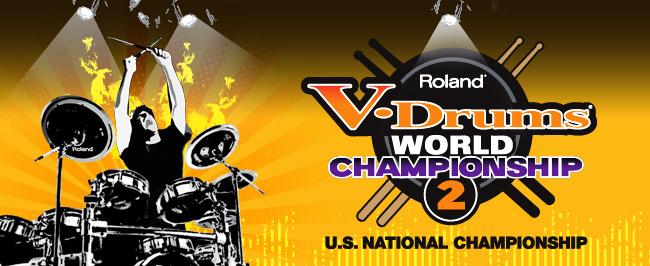 V-Drums World Championship 2
