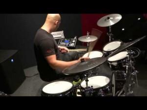 Video thumbnail for youtube video Omar Tavarez (Pitbull): Survival Tips for Drummers - Roland U.S. Blog