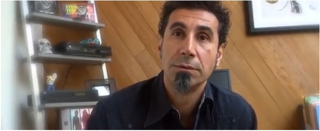 Serj Tankian on Current and Future Projects