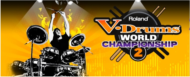 Meet the V-Drums Finalists