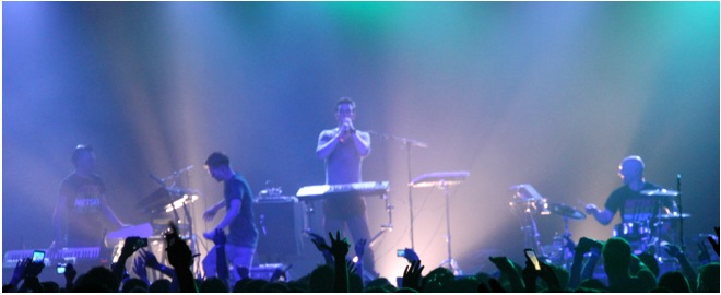 Netsky Live On Tour - Autumn/Winter 2012