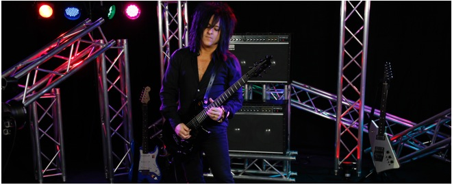 Steve Stevens V-Guitar Experience Interview