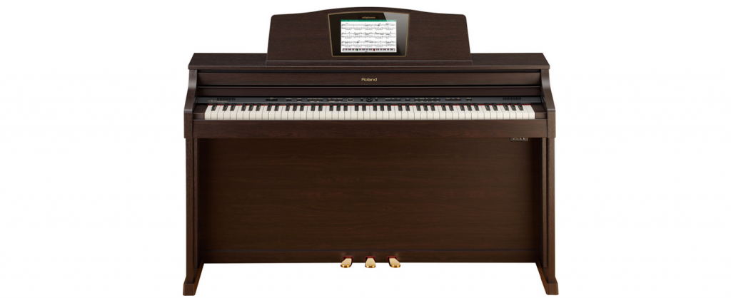 HPi-50 Digital Piano with DigiScore and Other Top Features