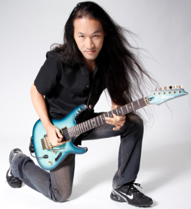Herman Li, DragonForce guitarist, producer, and songwriter