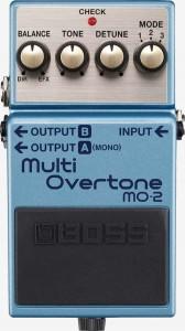 BOSS Multi Overtone MO-02 guitar pedal