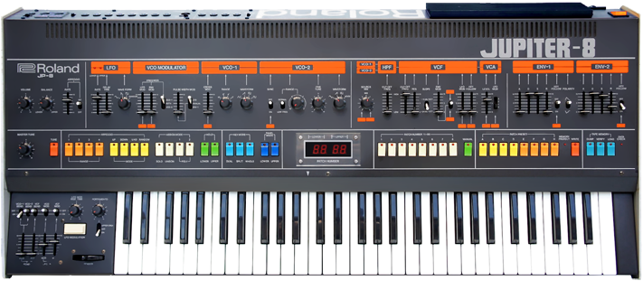 Synth Legends - Howard Jones | JUPITER-80