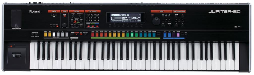 JUPITER-50 Roland Synthesizer