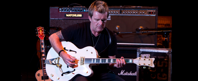 Billy Duffy of the Cult on BOSS User's Group
