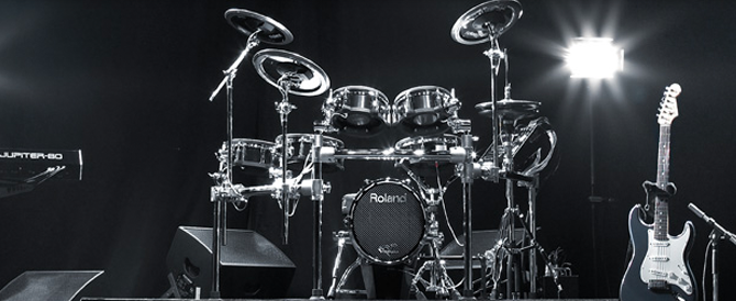 The Benefits of Electronic Drums