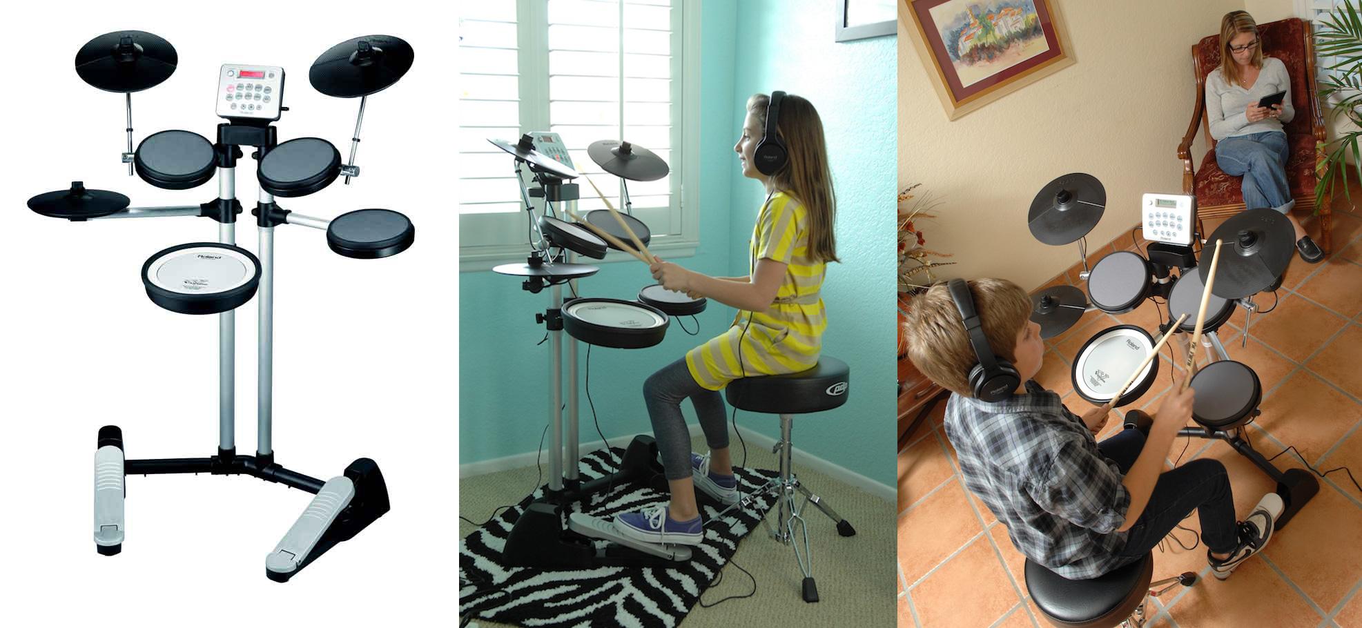 choosing a roland v drums kit is easier than you think roland u s blog. Black Bedroom Furniture Sets. Home Design Ideas