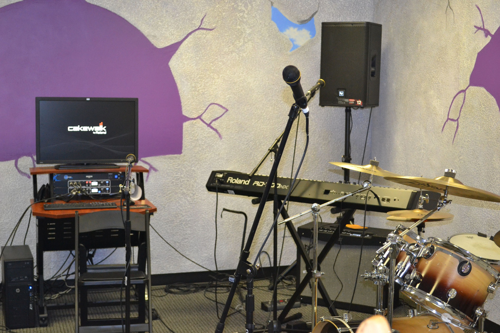 RRFC_Rehearsal Room