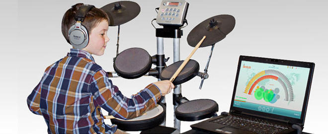 V-Drums Friend Jam for Kids