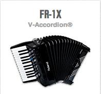 FR-1X Roland V-Accordion