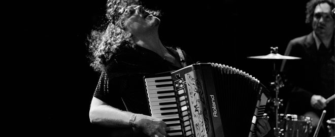 Weird Al Yankovic Accordion Jam