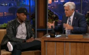 Javier Colon on Leno