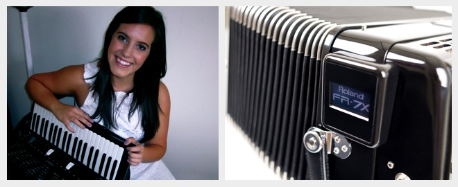 5 Reasons for Using the FR-7x V-Accordion at Your Next Gig