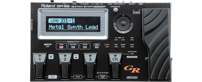 Roland GR-55 Guitar Synth