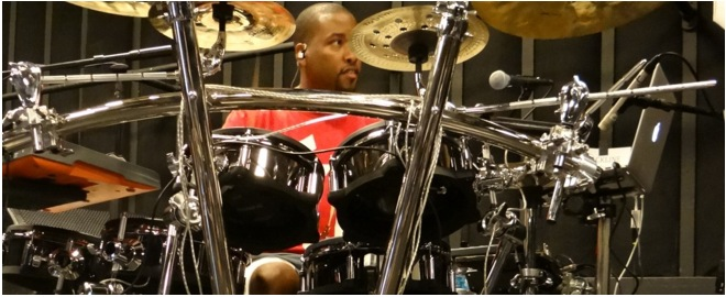 Roland V-Drums Artist Keith Harris