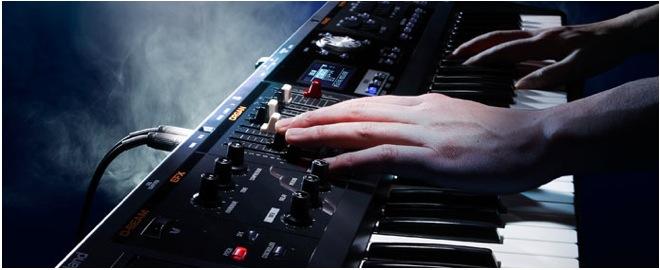 V-COMBO VR-09 Organ Drawbars