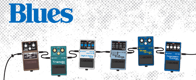 Marquee image for Blues Guitar Effects Combo
