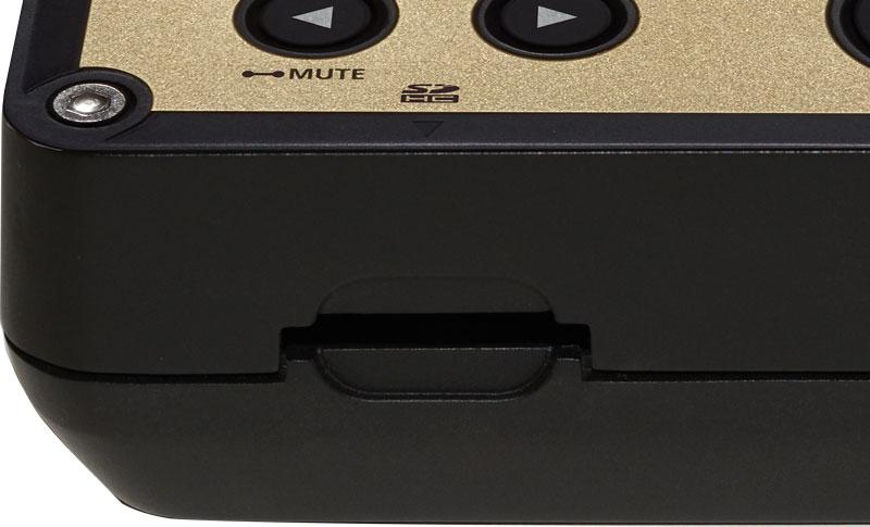 TM-2 Hybrid Drums ModuleSD Card Slot