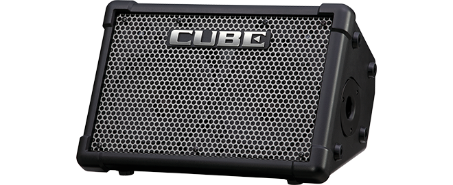 New Roland CUBE Street EX Battery-Powered Amp