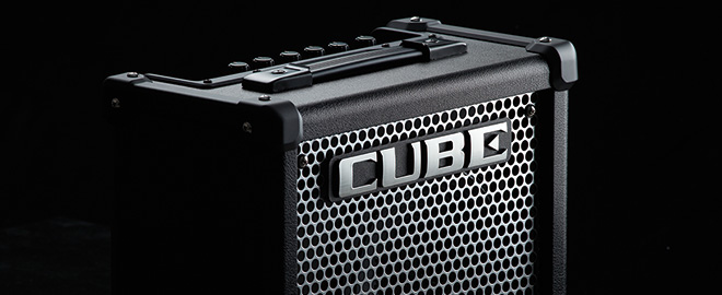New Roland CUBE-10GX Guitar Amplifier