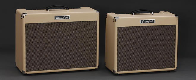 New Roland Blues Cube Guitar Amps