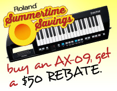 Summertime Savings 2014 LUCINA AX-09