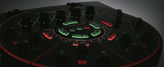 New Product: Roland HS-5 Session Mixer