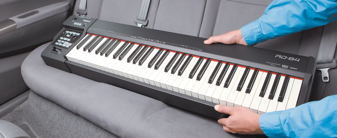 Gig Smarter, Pack a Light Piano