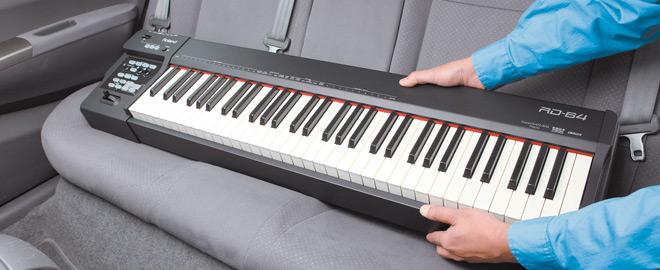 Gig Smarter, Pack a Light Piano