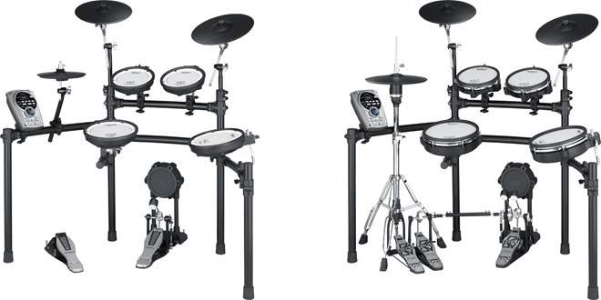 TD-15K and TD-15KV drum kits - Pad Sensitivity
