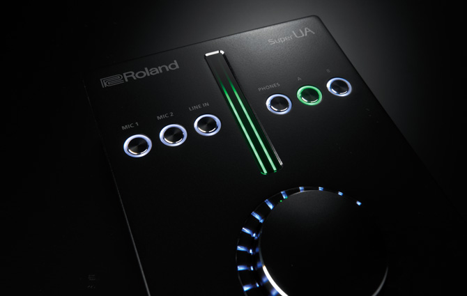 Roland Super UA Audio Interface