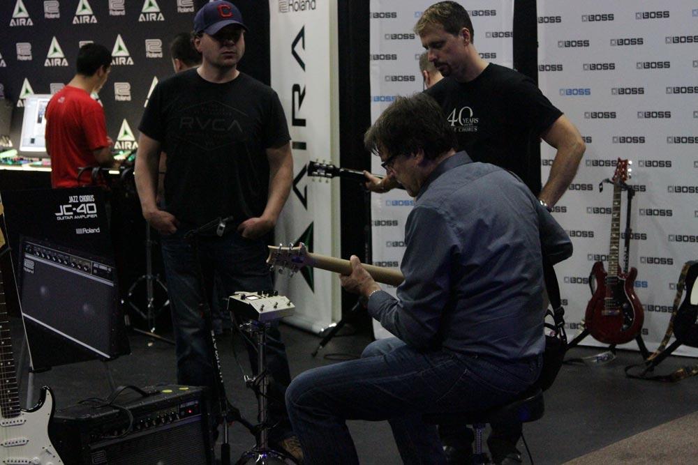 DD-500 at the Nashville VIP Showcase