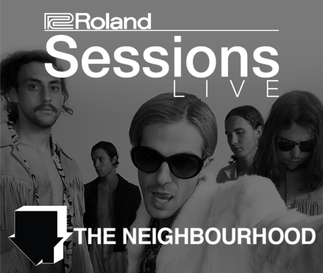 Roland Sessions: The Neighbourhood