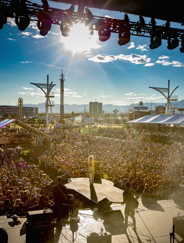 Day one: ACM Party for a Cause Festival