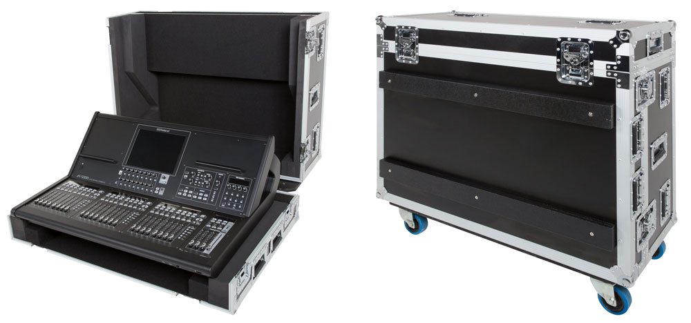 Road cases added to the Roland accessories lineup.