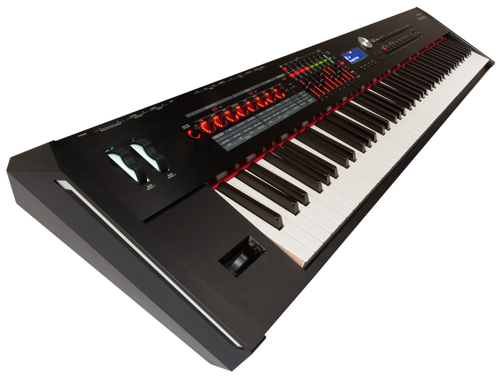 New Product: Roland RD-2000 Stage Piano