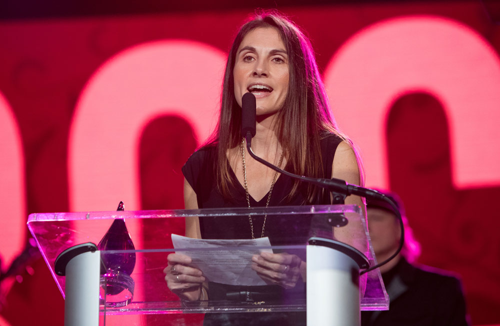 Roland's Rebecca Eaddy Honored at the 2017 She Rocks Awards