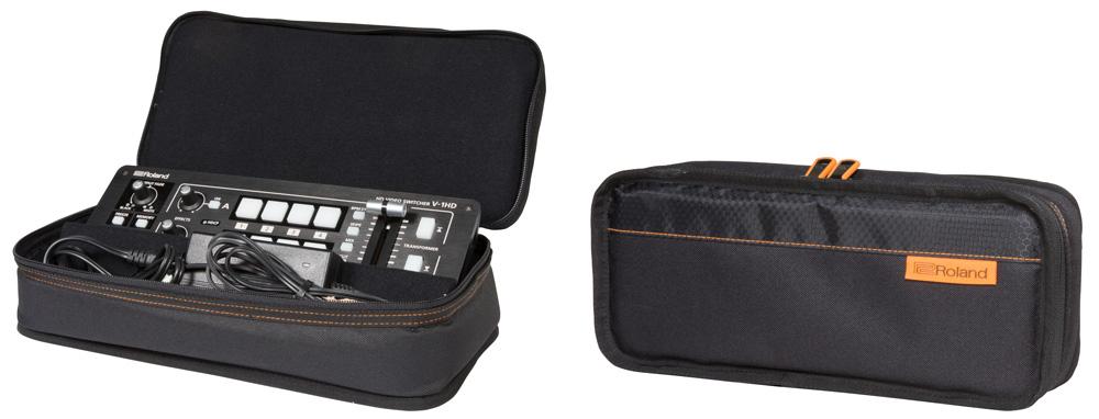 Black Series bag custom made for the V-1HD and V-1SDI.
