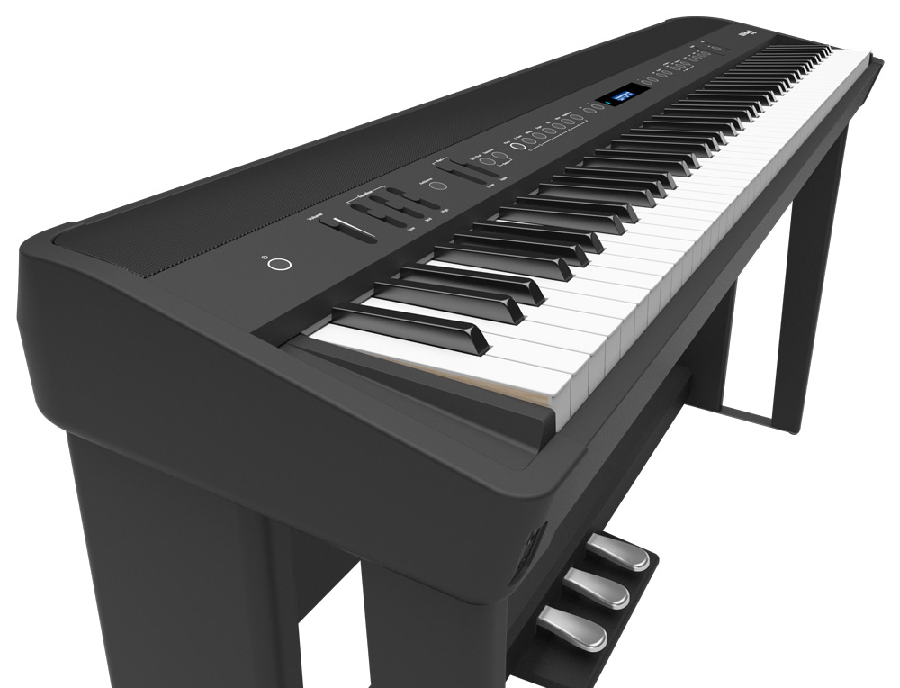 Roland FP-90 Digital Piano Reviewed in Leading Piano Buyer's Guide
