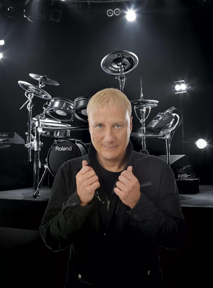 V-Drums Lessons with Gregg Bissonette
