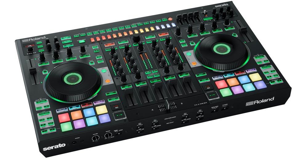Roland DJ-808 DJ Controller.