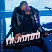 Roland Keytar - Pros Rock the AX