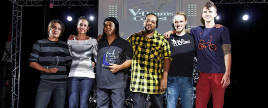 Roland V-Drums Contest U.S. Finalists