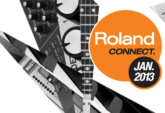 Roland CONNECT 2013